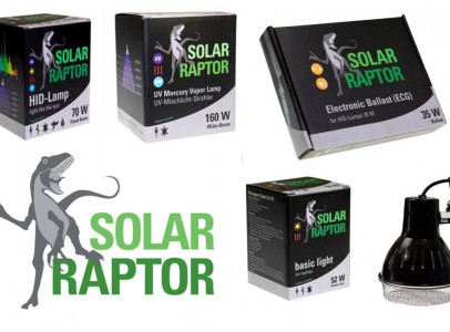 SolarRaptor világítástechnika