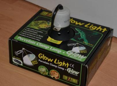 Eladó ExoTerra Glow Light búra