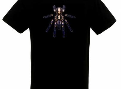 Madárpókos póló