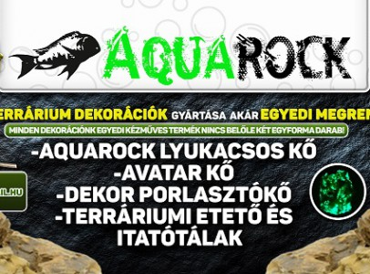 AquaRock a Terraplazan